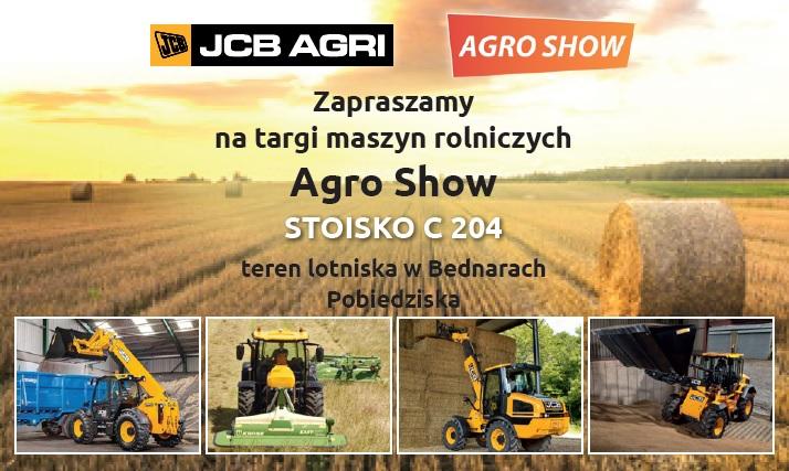 Zapraszamy na Agro Show w Bednarach
