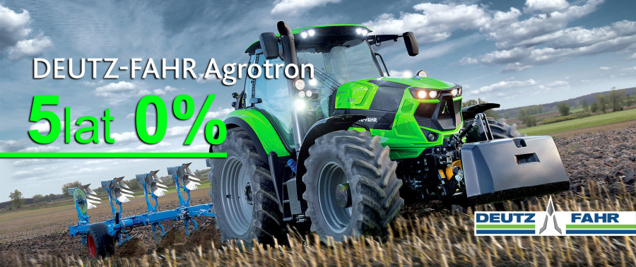 banner Agrotron akcja
